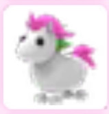 Normal Unicorn Pet Adopt Me