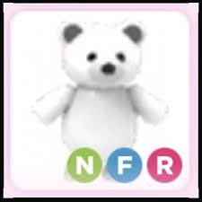 NFR POLAR BEAR (NEON FLY RIDE)