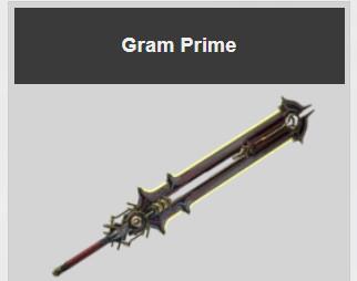 Gram Prime (Minimal MR 14)