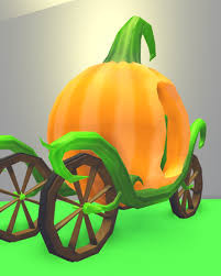 pumkin carriage