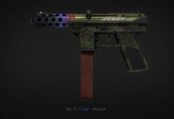 StatTrak™ Tec-9   Fubar