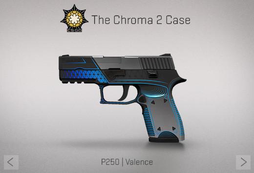StatTrak™ P250 | Valence (StatTrak™ Mil-Spec Pistol)