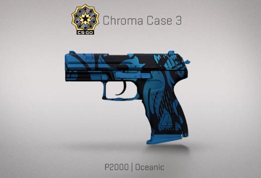 StatTrak™ P2000 | Oceanic