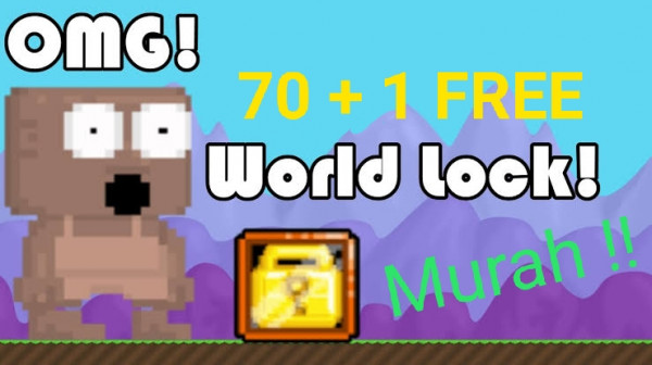 70 WORLD LOCK ( BONUS 1 WL )