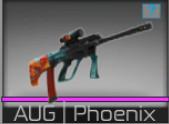 Counter blox II AUG Phoenix