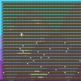 Laser Grid LGRID farm full 2600 seeds