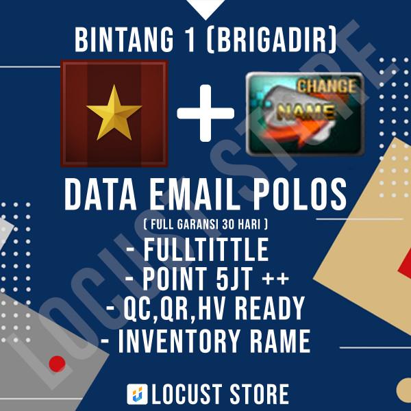 Brigadir / Bintang 1 Free CN DATAPOLOS FC FT GG