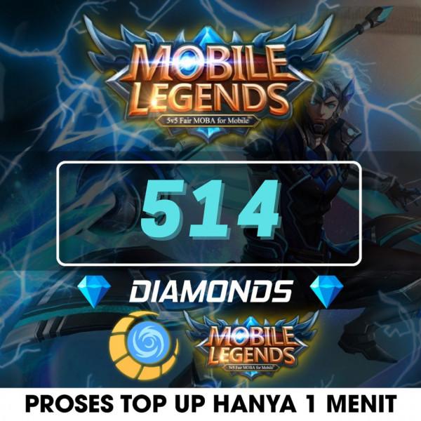 514 Diamonds