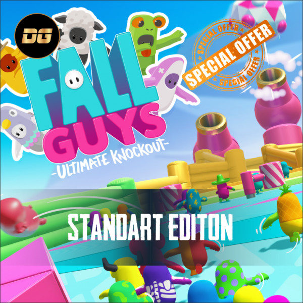 Fall Guys Ultimate Knockout : Standart Edition