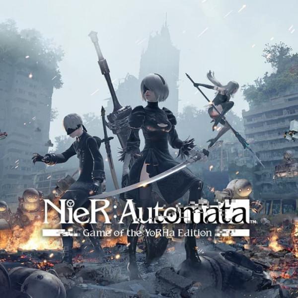 Nier Automata Yorha Edition