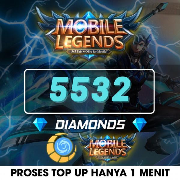 5532 Diamonds