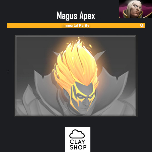 Inscribed Magus Apex (Immortal Invoker)