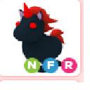 Evil Unicorn NFR - Adopt Me