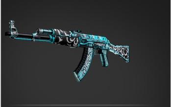 AK-47   Frontside Misty (Classified Rifle)
