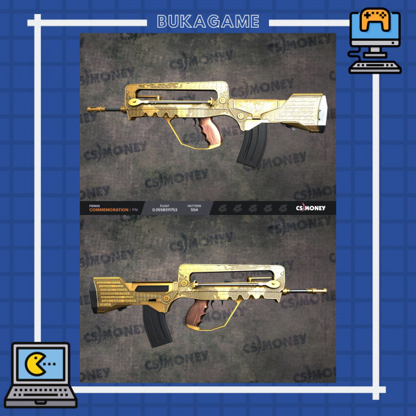 FAMAS | Commemoration (Factory-New)