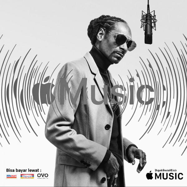 Apple Music 3 Bulan (Perpanjang)