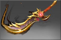 Golden Edge of the Lost Order (Immortal TI8 Juggernaut)