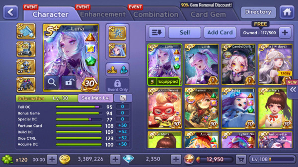 Luna+Amber+Gelda+Fox+Fate DM2K