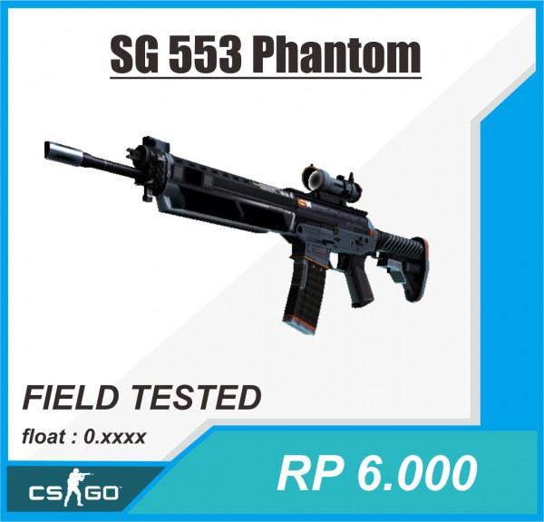 SG 553 | Phantom (Restricted Rifle)
