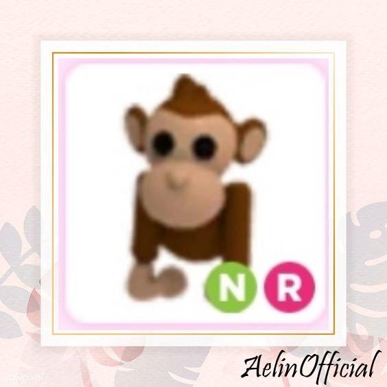 Monkey NR - Adopt me