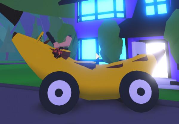 Banana Car Legendary || Adopt Me