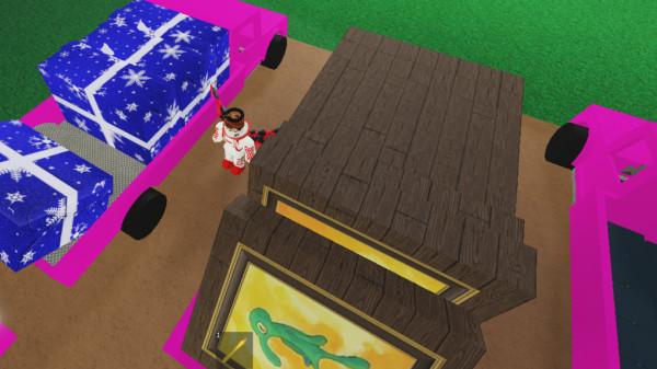 1 Truk Squid Paint - Lumber tycoon ada bonus nya