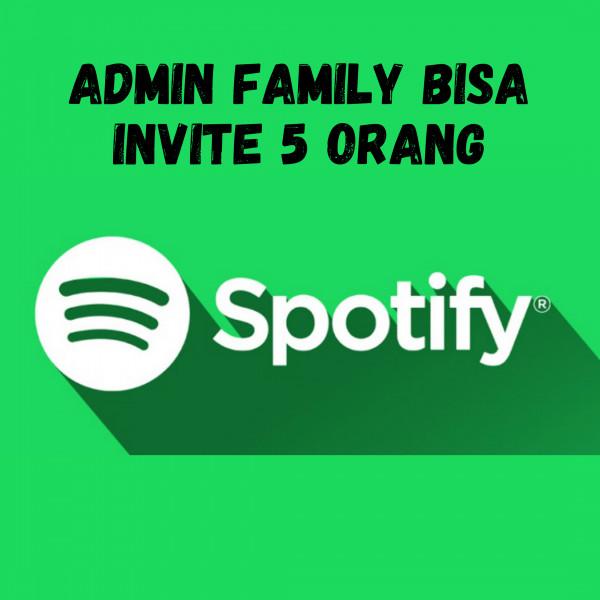 Premium 1 Bulan Family Plan