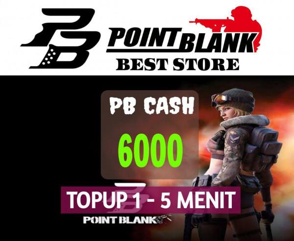 6.000 PB Cash