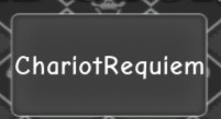 Chariot requiem a universal time