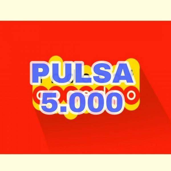 Voucher Pulsa 5000