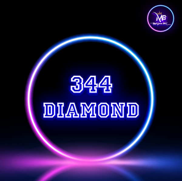 344 Diamonds