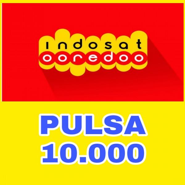 Voucher Pulsa 10000