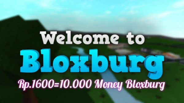 10.000 Money Bloxburg { Roblox Resmi }