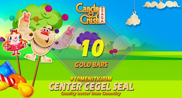 10 Gold Bars