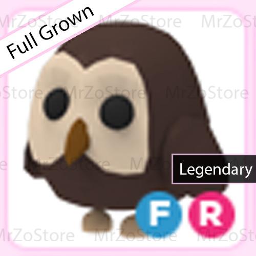 Owl Adopt Me Pet / Pet Adopt Me - FR