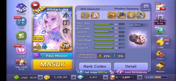 White Luna dan Kawan-Kawan