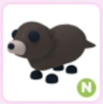 N Neon Otter Adopt Me
