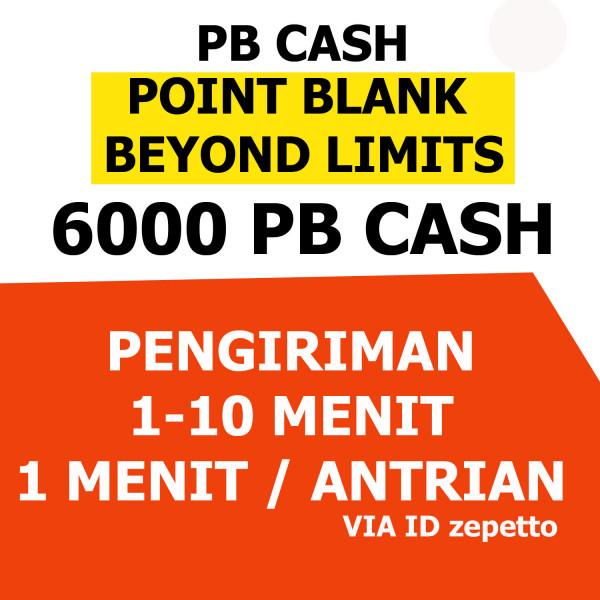 6000 PB Cash