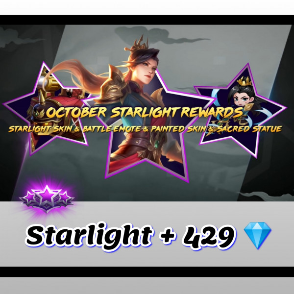 Starlight + 390 Diamonds