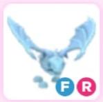FROST DRAGON - [FULL GROWN] (FR)