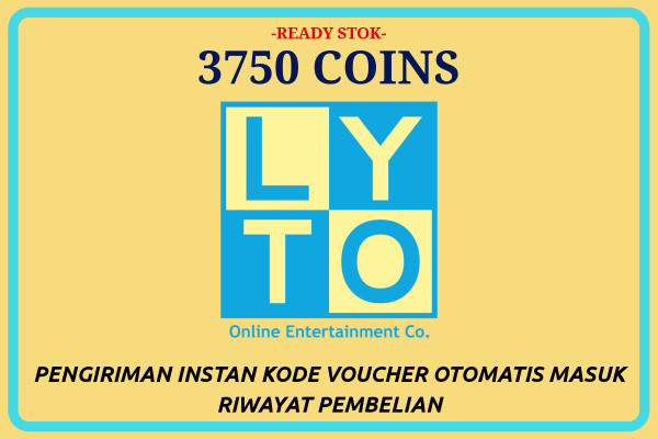 LytoCredit 10.000 - 2500 Koin