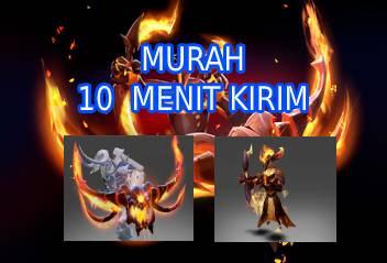 Maraxiform's Fate (Immortal TI9 Clinkz)