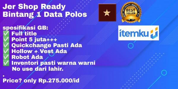 Bintang 1 Full Title Spesifikasi GB Data Polos