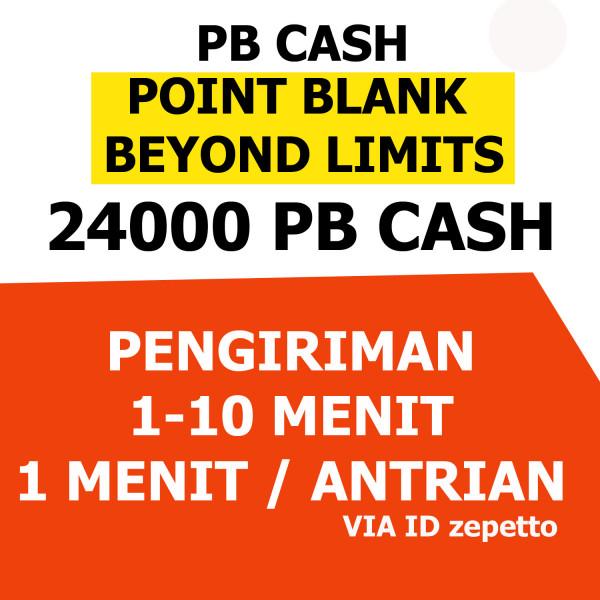 24000 PB Cash