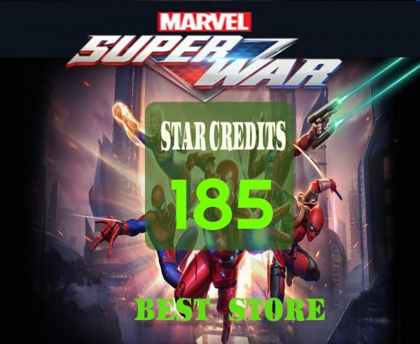 185 Star Credits