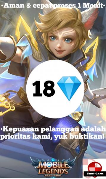 18 Diamonds