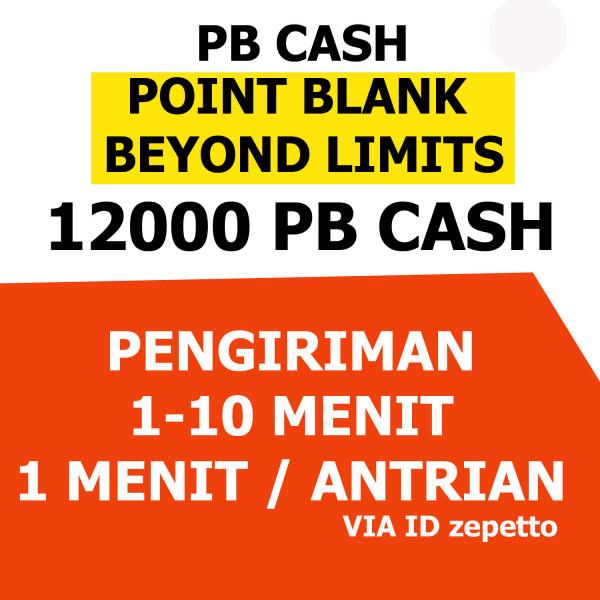 12000 PB Cash