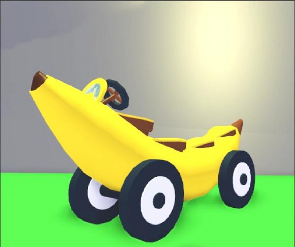 Banana Car adopt me