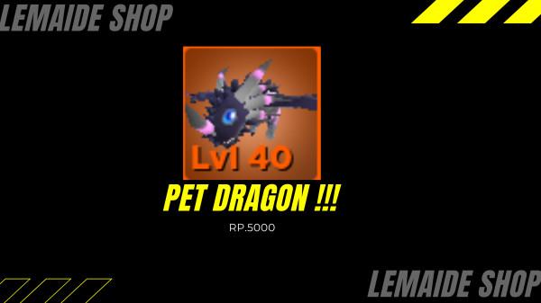 Legendary Pet Dragon = World // Zero, World Zero