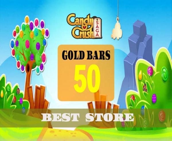 50 Gold Bars